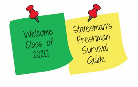 Statesman's official freshman survival guide