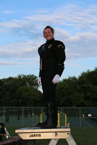 Guest columnist Abbie Sise reflects on time as band drum major