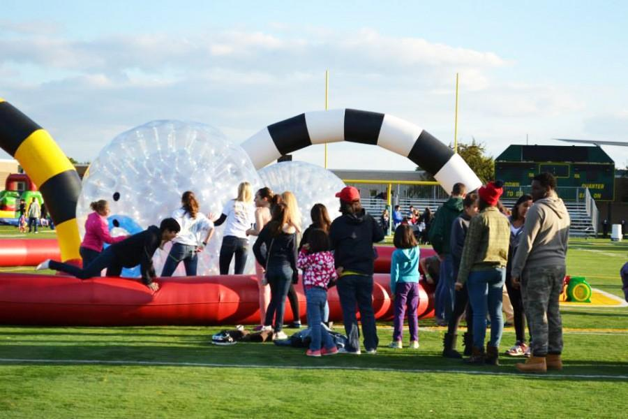 Spirit Fest 2014 supports Lexi Kazian Foundation