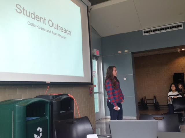 Stand Strong Coalition hosts forum on substance free living, Catalyst club created