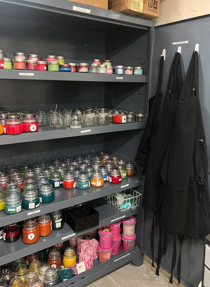Illuminating Bright Lights Candle Sales