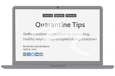 Quarantine Tips