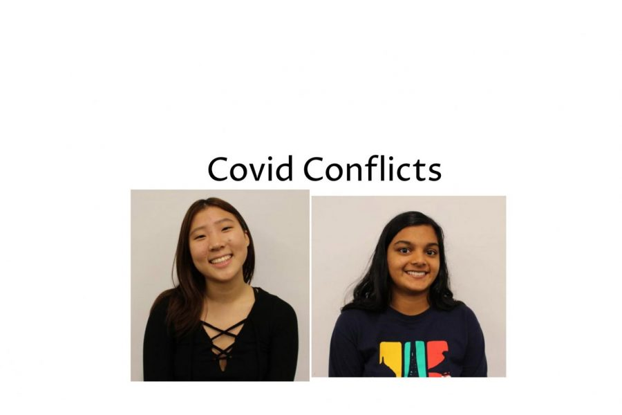 Covid Conflicts