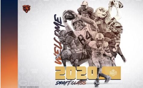 Grading the Chicago Bears' 2020 NFL Draft Class