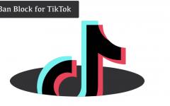 Navigation to Story: Ban Block for TikTok