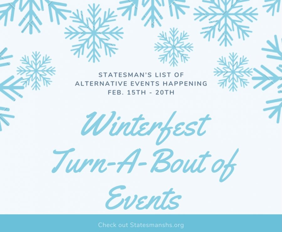 A Winterfest Turn-a-bout of Events